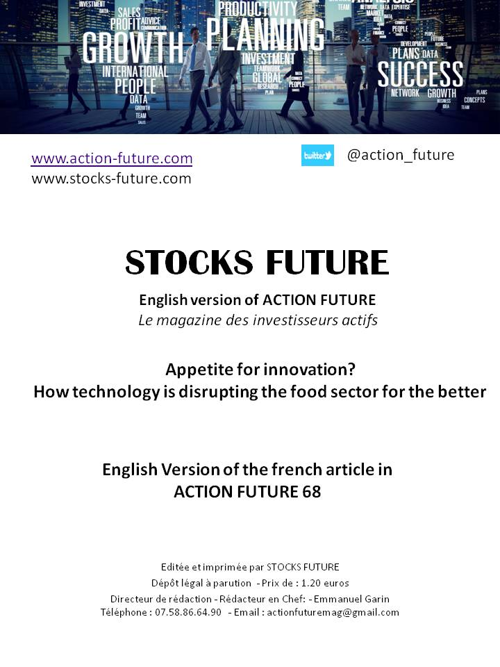 STOCK-FUTURE agriculture et innovation Robeco P1